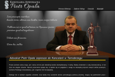 Kancelaria Adwokacka Piotr Opala - Adwokat Tarnobrzeg