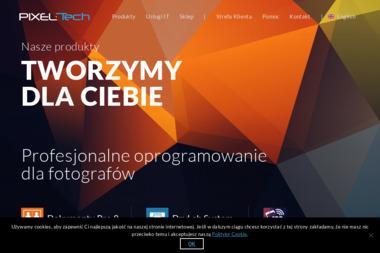 PIXEL-TECH - Programista Dąbrowa Górnicza