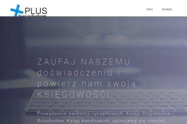 Biuro rachunkowe Plus - Usługi finansowe Gryfino