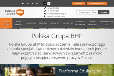 """Zakład Szkoleniowo – Usługowy """"BEHAPEK"""" s.c. - Szkolenia Łańcut"""