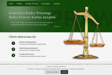 Radca Prawny Karina Jarząbek - Windykacja Brzeg