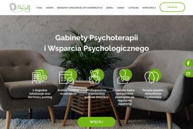 Pro-Self Gabinety Psychoterapii i Wsparcia Psychologicznego - Terapia Uzależnień Rzeszów