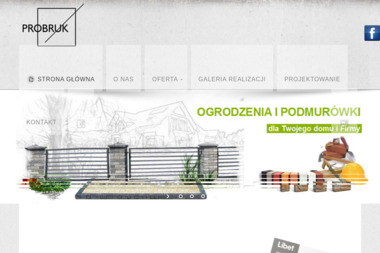 FHU PROBRUK - Projektowanie ogrodów Gorzów Wielkopolski