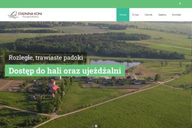 Stadnina Koni Procajło - Nauki Jazdy Konnej Horyniec-Zdrój