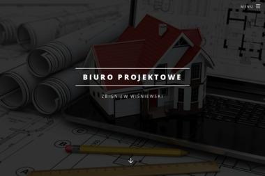 Biuro Projektowe Zbigniew Wiśniewski - Projekty domów Bielsk