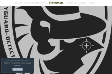 Biuro Detektywistyczne i Ochrony Personalnej PROMAR - Usługi Detektywistyczne Wejherowo