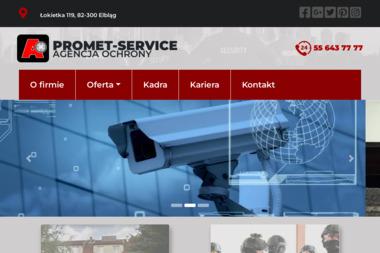 PROMET-SERVICE Sp. zo.o. - Sprzątanie Biur Elbląg