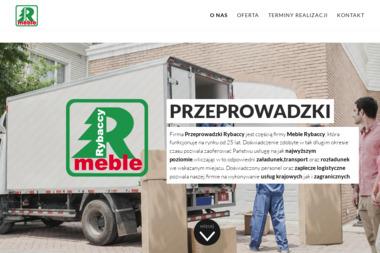 Firma Przeprowadzki Rybaccy - Przeprowadzki międzynarodowe Opole