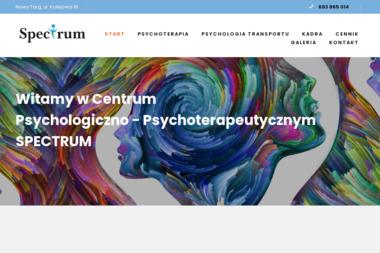 SPECTRUM Centrum Psychologiczno – Psychoterapeutyczne - Psycholog Nowy Targ