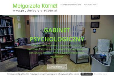 Małgorzata Kornet Psycholog - Psycholog Grójec