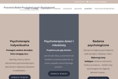 Pracownia Badań Psychologicznych i Psychoterapii - Psycholog Chodzież