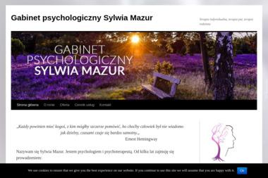 Gabinet psychologiczny Sylwia Mazur - Psycholog Namysłów