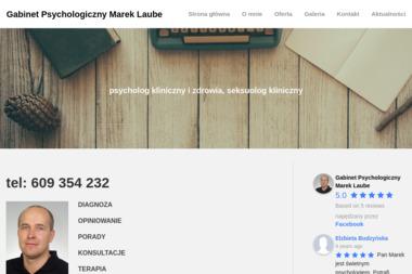 Gabinet Psychologiczny Marek Laube - Psycholog Oborniki