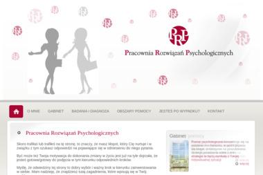 Pracownia Rozwiązań Psychologicznych - Psycholog Kłodzko