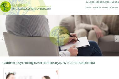Gabinet psychologiczno-terapeutyczny - Psycholog Sucha Beskidzka