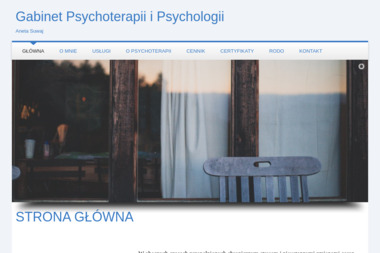 Gabinet Psychoterapii Aneta Suwaj - Psycholog Tomaszów Mazowiecki