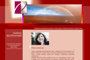 Gabinet Psychoterapeutyczny - Psycholog Zielona Góra