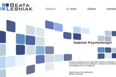 Gabinet Psychoterapii Beata Leśniak - Psycholog Przemyśl