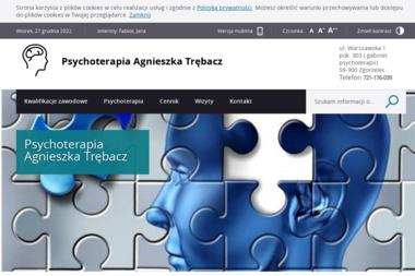 Psychoterapia Agnieszka Trębacz - Psycholog Zgorzelec