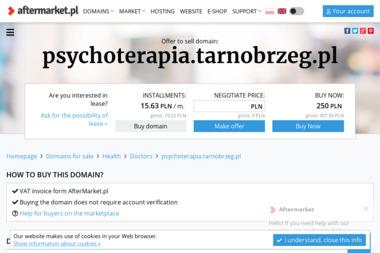 Psychoterapia mgr Patrycja Sztomberska - Psycholog Tarnobrzeg
