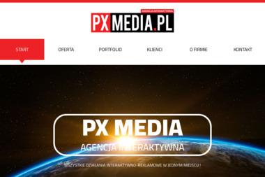 PX MEDIA - AGENCJA INTERAKTYWNA - Montaż filmów, efekty Człuchów