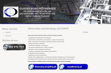 QUADER - Architekt Słubice