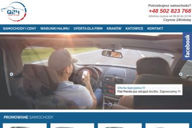 Q24 Rent a Car - Wypożyczalnia samochodów Kraków
