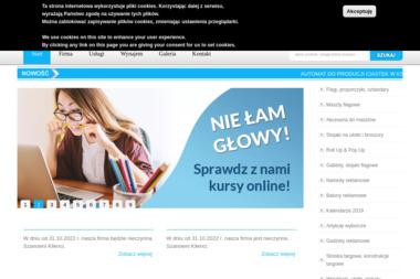Agencja Reklamowa REKLAMATIC - Materiały reklamowe Kraków