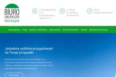 Biuro Ubezpieczeń Rafał Książek - Ubezpieczenie AC Kłobuck
