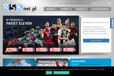 Rudzkie Sieci Komputerowe - Internet, Hosting, Domeny Ruda Śląska