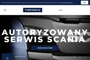 Warsztat Usług Technicznych TYNFOWICZ Sp. z o.o. - Samochody ciężarowe Gorzów Wielkopolski
