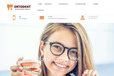 NZOZ ORTODENT - Ortodonta Konin