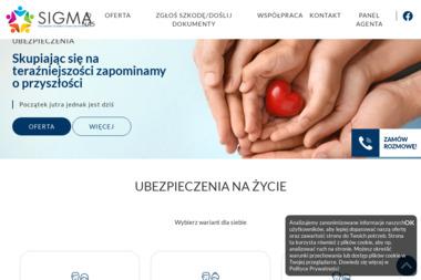Biuro Brokerskie SIGMA-BROKER - Ubezpieczenie firmy Oświęcim