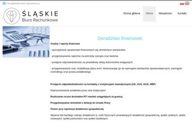 Śląskie Biuro Rachunkowe - Doradca finansowy Chorzów