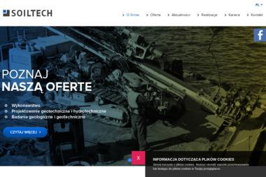 Soiltech Sp. z o.o. - Geolog Gdańsk
