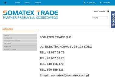 Somatex Trade S.C. - Wykładziny Łódź