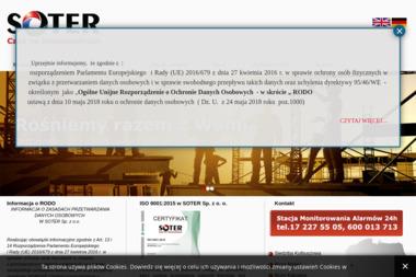 Soter Sp. z o.o. - Sprzątanie Kolbuszowa