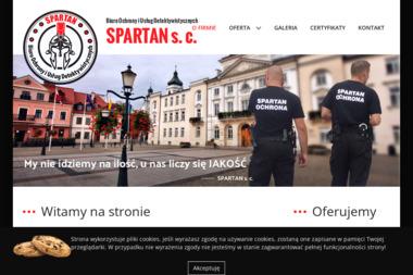 Biuro Ochrony I Usług Detektywistycznych SPARTAN - Kancelaria prawna Płock