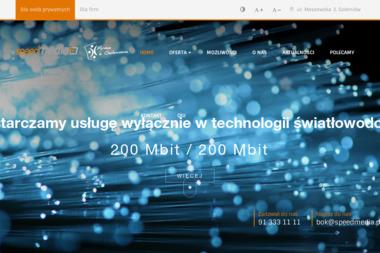 SpeedMEDIA - Internet Goleniów