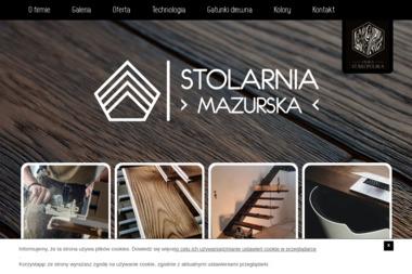 Stolarnia Mazurska - Panele Podłogowe Rozogi