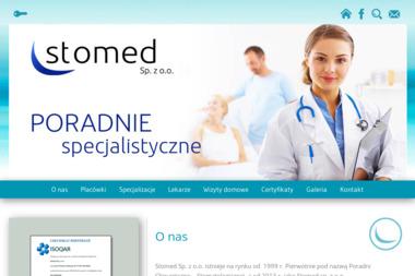 Stomed Sp. z o.o. - Usługi Stomatologiczne Ostrołęka
