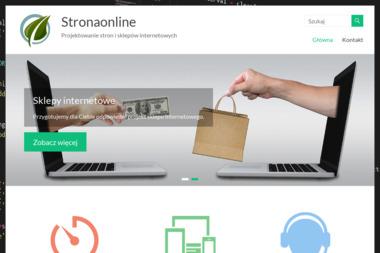 Strona ONLINE WWW - Strony internetowe Międzyrzec Podlaski