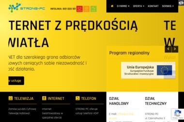 STRONG-PC - Internet Tarnowskie Góry