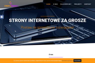 StronyZaGrosze.pl - Strony internetowe Przemyśl
