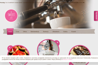 SWEET CAFE - Cukiernia Kościan
