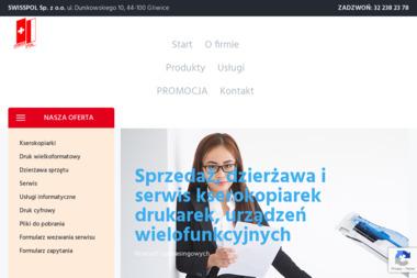 SWISSPOL - Kserokopiarki Gliwice