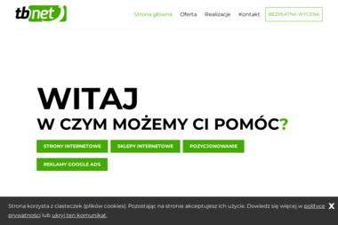 TBNET Tomasz Bagniewski - Reklama w Google Olsztyn