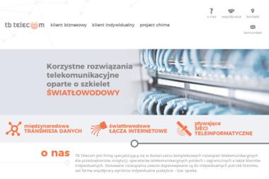 TB Telecom Sp. z o.o. - Internet Gdańsk