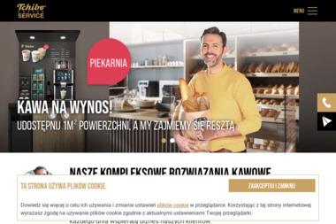 Tchibo Coffee Service Polska Sp. z o.o - Dzierżawa Ekspresów do Kawy Warszawa