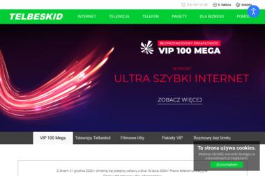 TELBESKID Sp. z o.o. - Internet Nowy Sącz